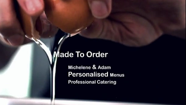 Made To Order (Cooking Ad)  (Direction, Photography & Edit)