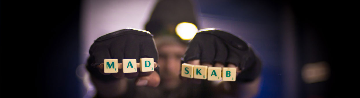 Mad SKAB – Write With Me
